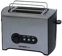 Тостер на 2 гренки 1000Вт FIRST Austria FA-5369-1