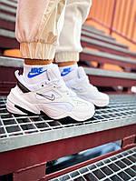 Женские кросовки Nike M2K Tekno, черно-белые