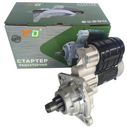 Стартер редукторний TATA(ТАТА)ETALON (ЕТАЛОН) JFD 24В 4,5 кВт арт. 2445110 (аналог Jubana 243708110), фото 2