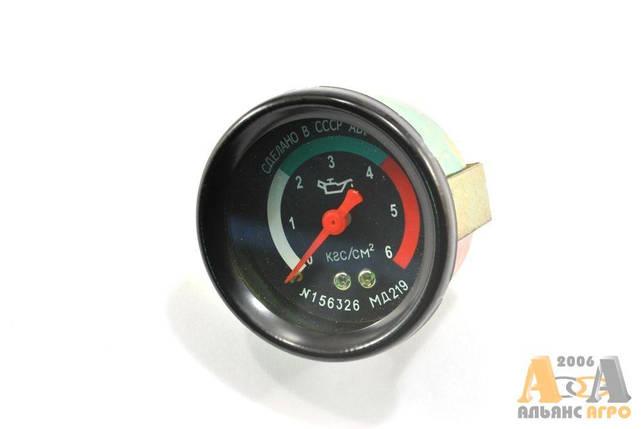 Показник тиску масла на 6 атм МТЗ ЮМЗ Т-16 Т-25 Т-40 МД-219 (JFD), фото 2