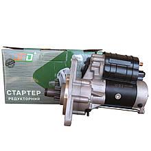 Стартер редукторний МТЗ ЗіЛ-5301 ПАЗ ГАЗ JFD 24В 4,5 кВт арт. 2445101 (аналог Jubana 243708101)