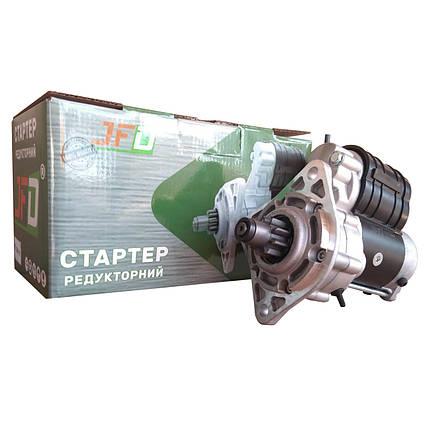 Стартер редукторний DEUTZ JFD 12В 2,8 кВт арт. 1228115 (аналог Jubana 123708115), фото 2