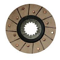 Диск гальмівний клепаний старого зразка 16 шліців МТЗ-80/82 50-3502040 (JFD)