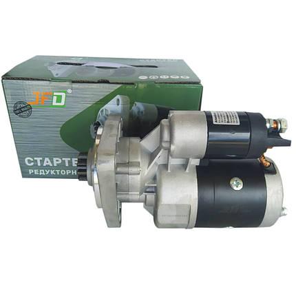 Стартер редукторний МТЗ Т40 Т25 JFD 12В 3,2 кВт арт. 1232031 (аналог Jubana 123708031), фото 2