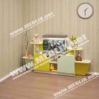 Мебель для детских садиков. Уголок живой природы