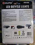 Набор велосипедных фонарей HiLiPai KK-606, фото 2