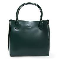 Женская кожаная сумка  8784  green.Купить сумки оптом и в розницу по выгодной цене в Украине, фото 1