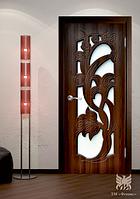 Межкомнатные двери ТМ Феникс серия Монолит модель Нежность