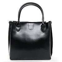 Женская кожаная сумка  8784  black.Купить сумки оптом и в розницу по выгодной цене в Украине, фото 1