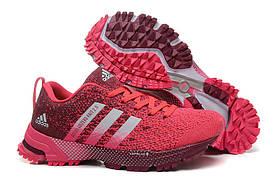 Кроссовки женские Adidas Adizero Knit 2.0 / NR-ADW-099 (Реплика)