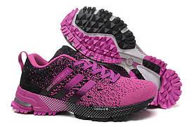Кроссовки женские Adidas Adizero Knit 2.0 / NR-ADW-101 (Реплика)