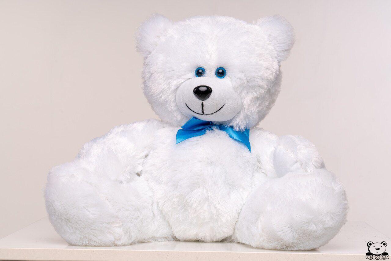 Плюшевий ведмедик Yarokuz Мартін 50 см Білий