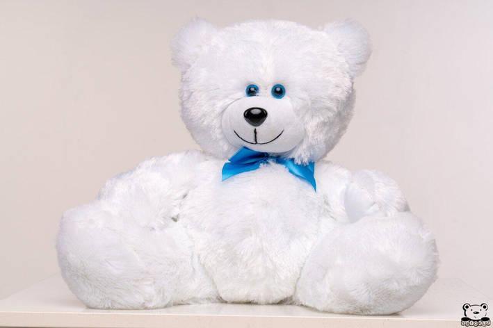 Плюшевий ведмедик Yarokuz Мартін 50 см Білий, фото 2