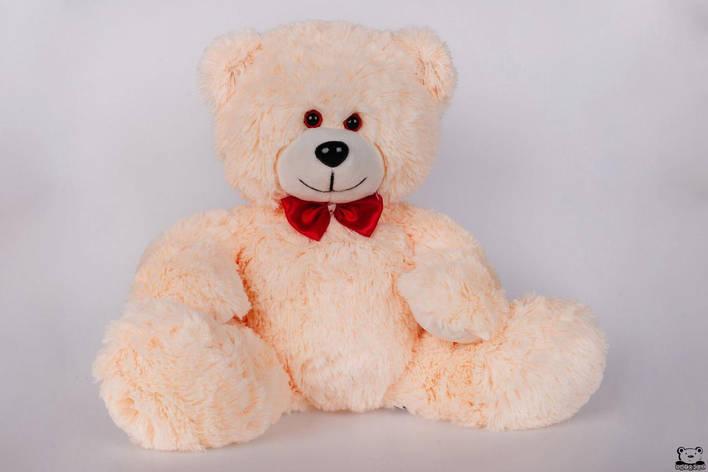 Плюшевий ведмедик Yarokuz Мартін 50 см Персик, фото 2