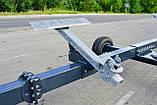 """Тележка для транспортировки жаток, одноосная модель VL-20 (TM """"Volland""""), фото 3"""