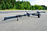 """Тележка для транспортировки жаток, одноосная модель VL-20 (TM """"Volland""""), фото 2"""