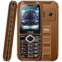 Мобильный телефон VANO i-500F на 2 сим карты ( батарея 3800 мАч, защита - IP67 ) полностью на англ.языке