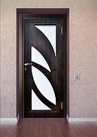 Дверь межкомнатная эконом ТМ Феникс серия Монолит модель Пальмира