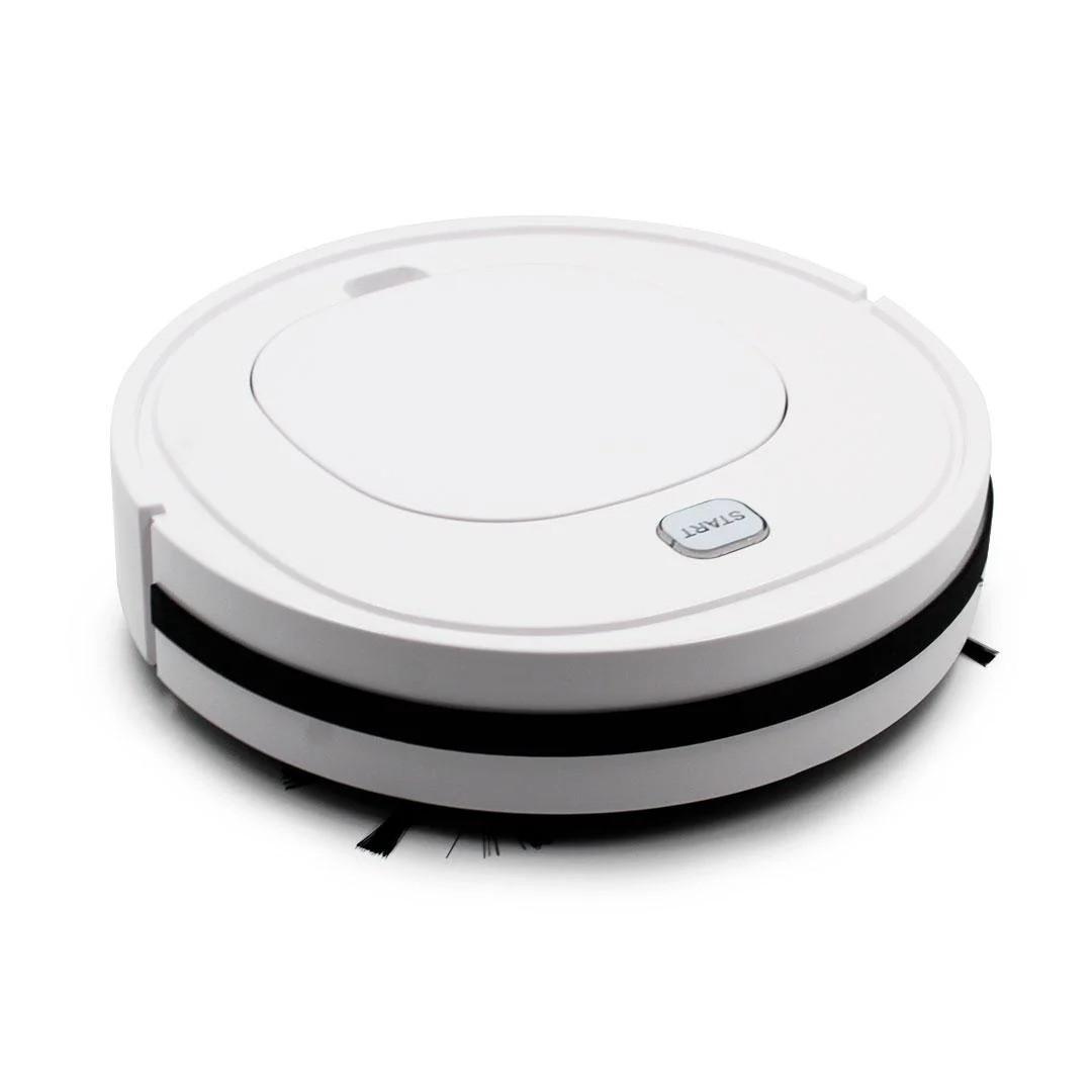 Автоматический умный робот-пылесос ES-32 смарт пылесос-автомат который сам убирает (пылесосит) (GK)
