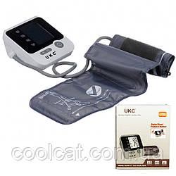 Электронный автоматический тонометр UKC BL-8034 / Измеритель давления