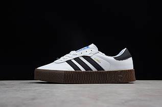 Кроссовки женские Adidas Sambarose / ADM-3650 (Реплика)
