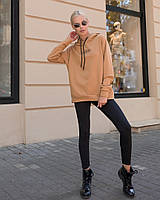 Женский спортивный костюм батник с лосинами батал, фото 1
