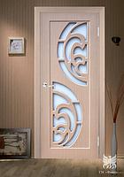 Межкомнатные двери ТМ Феникс серия Монолит модель Прибой