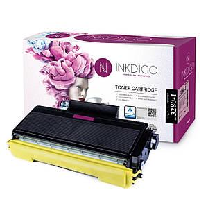 Совместимый картридж Inkdigo™ BROTHER TN-3280 лазерный, новый, чёрный, 8000 стр. (BR-3280-1).