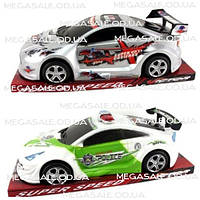 Машинка инерционная Super Sport, 2 вида: 47х21х15см