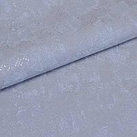 Виниловые однотонные обои на стену НКП 2-0780, рельефные профильные обои бумажная основа, 0.53*15м