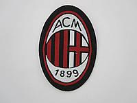 Нашивки наклейки футбольный клуб Милан