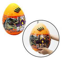 Игрушка Яйцо ВАУ - шкатулка сюрприз большое для мальчика Дино, набор для творчества, игр и развития