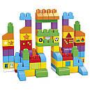 Конструктор Mega Bloks Давайте учиться 150 деталей FVJ49, фото 3