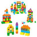 Конструктор Mega Bloks Давайте учиться 150 деталей FVJ49, фото 4