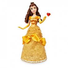 Disney Классическая кукла принцесса Белль с кольцом - Красавица и чудовище