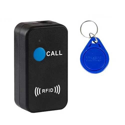 Кнопка вызова персонала с RFID-считывателем RECS R-25 RFID USA