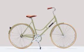 Велосипед женский Veloretti Bicycles Amsterdam
