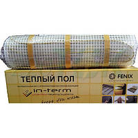 Нагрівальний мат IN-THERM 200 6,4 м2 (1300 Вт), теплий пол, фото 1