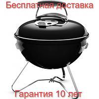 Гриль угольный Weber Smokey Joe Original Ø37 см (черный) США, оригинал