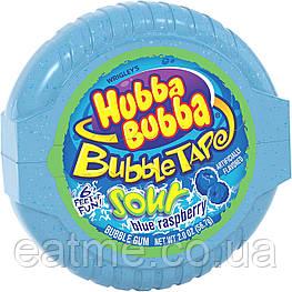 Hubba Bubba mega long КИСЛАЯ Жевачка рулетка 180 см в длину со вкусом Малины