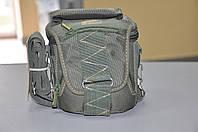 Сумка для фотокамеры Acropolis ТР-30 зеленая