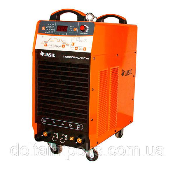 Сварочный аппарат TIG-500P AC/DC (E312) Jasic