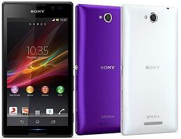 Чехлы для телефонов Sony Xperia C