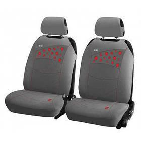 Накидки для автомобильных сидений Hadar Rosen STRAWBERRIES Серый 21115