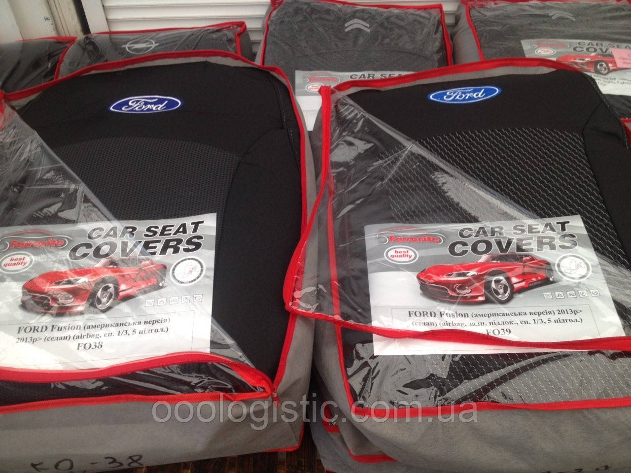 Авточехлы  на Ford Fusion 2013 > sedan( американская версия )
