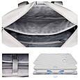 """Вместительная сумка для для ноутбука 14"""" дюймов -  Серый  (DJ09), фото 2"""