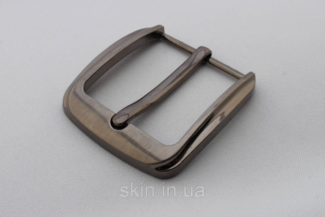 Пряжка ремінна, ширина - 40 мм, колір - нікель, артикул СК 5666