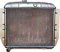 Радиатор вод охлаждения. ЗИЛ 130, 131 (3-х рядн.) медн. (TEMPEST)