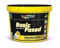 Краска фасадная Kompozit Premium FASAD (9 л)