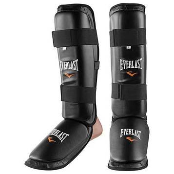 Захист гомілки й стопи нероздільна Elast PU (в наявності тільки розмір L, чорний)